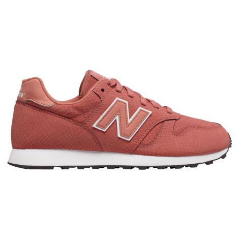 New Balance wl373pir - růžová