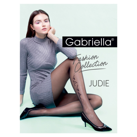 Dámské punčochové kalhoty JUDIE černá Gabriella