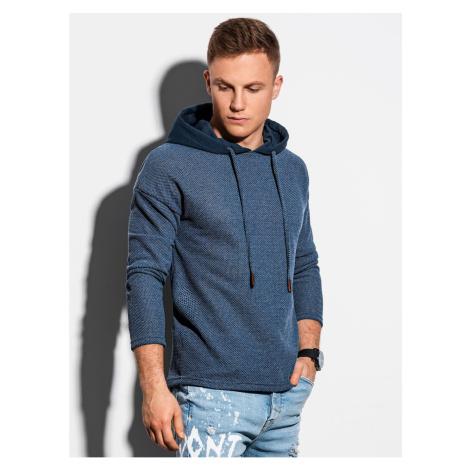 Ombre Clothing Men's hooded sweatshirt B1185
