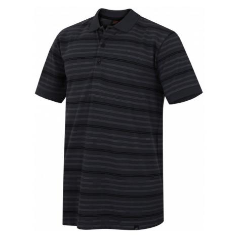 Pánské tričko Hannah Rugby dark shadow/steel gray