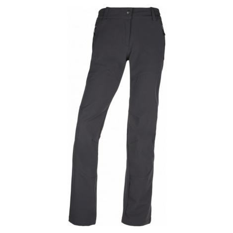 Dámské outdoorové kalhoty KILPI LAGO-W tmavě šedá