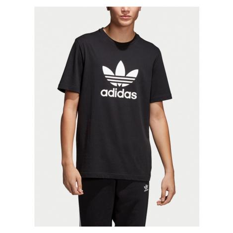 Trefoil Triko adidas Originals Černá