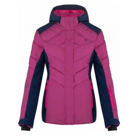 Loap OTHELA fialová - Dámská lyžařská bunda