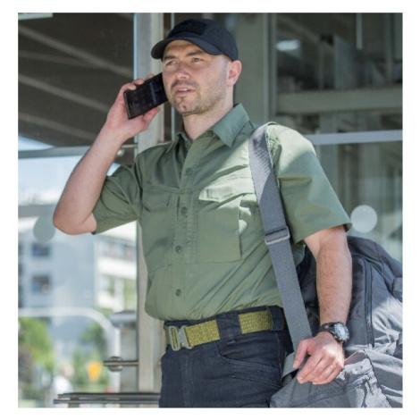 Košile s krátkým rukávem Helikon-Tex® Defender MK2® Ripstop - zelená