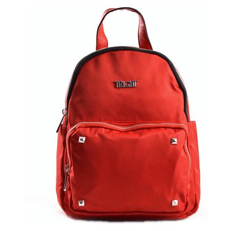 BRIGHT Dámský batoh A5 Červený, 22 x 13 x 28 (BR18-W117-8164-00TX)