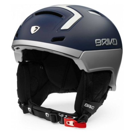 Briko STROMBOLI modrá - Pánská lyžařská helma