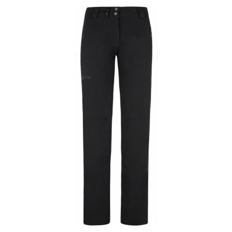 KILPI Dámské outdoorové kalhoty LAGO-W NL0012KIBLK Černá