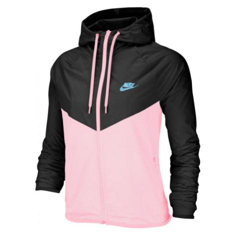 Nike NSW WR JKT černá - Dámská bunda