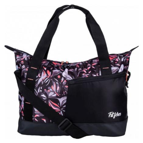 Fitforce AZALEA černá - Dámská taška přes rameno