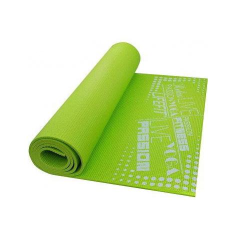 Lifefit Slimfit gymnastická světle zelená