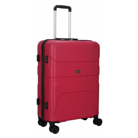 Cestovní kufr d&n 4W M