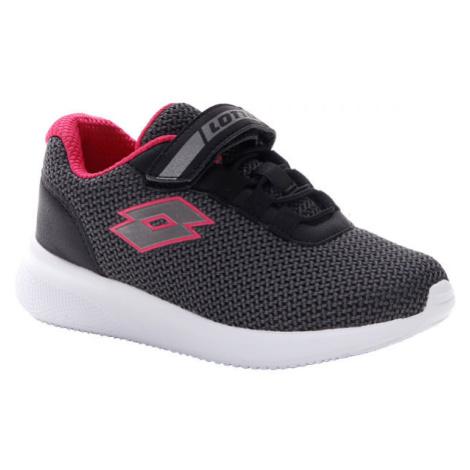 Lotto TERALIGHT CL SL růžová - Dětské volnočasové boty