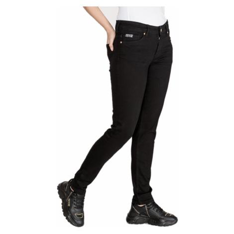 Černé džíny - VERSACE JEANS COUTURE