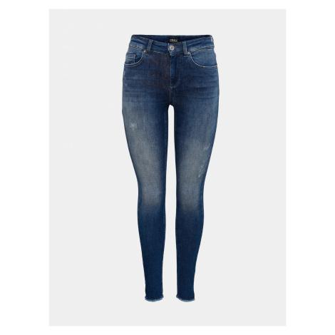 Blush Jeans ONLY Modrá