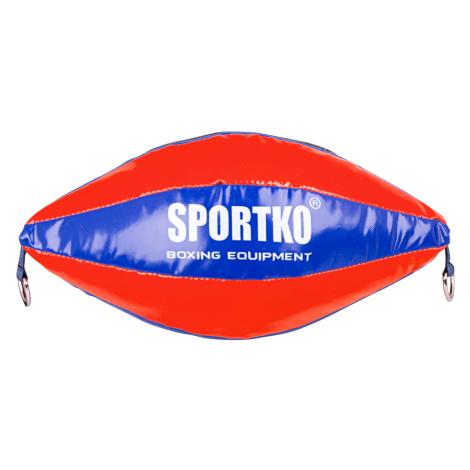 Boxovací Pytel Sportko Gp2 Žluto-Modrá