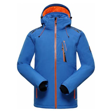 Pánská bunda Alpine Pro GILLETT - modrá