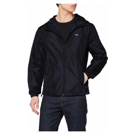 Tommy Hilfiger Tommy Jeans pánská černá bunda