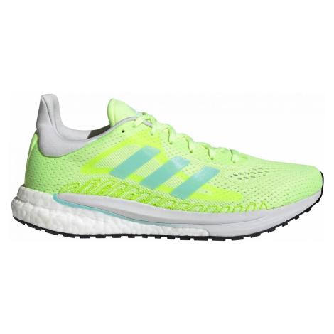 Dámská běžecká obuv adidas Solar Glide 3 Zelená / Modrá