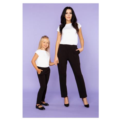 Set oblečení máma dcera Volné kalhoty z kvalitní bavlny