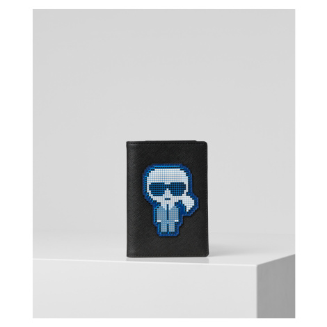 Pouzdro Na Pas Karl Lagerfeld K/Pixel Passport Holder