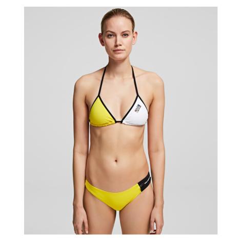 Plavky Karl Lagerfeld 29 Top - Různobarevná