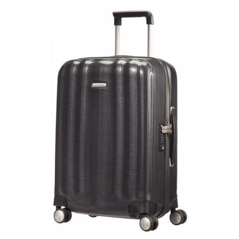 Samsonite Kabinový cestovní kufr Lite-Cube Spinner 33V 43,5 l - tmavě šedá