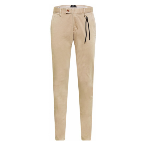 STRELLSON Chino kalhoty 'Code' velbloudí