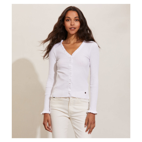 Tričko Odd Molly Kendall Blouse - Bílá