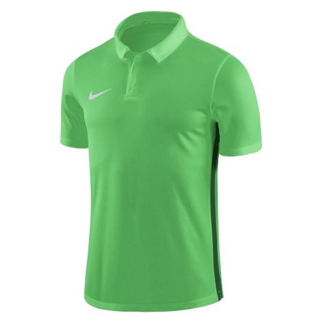 Polo tričko Nike Academy 18 Zelená