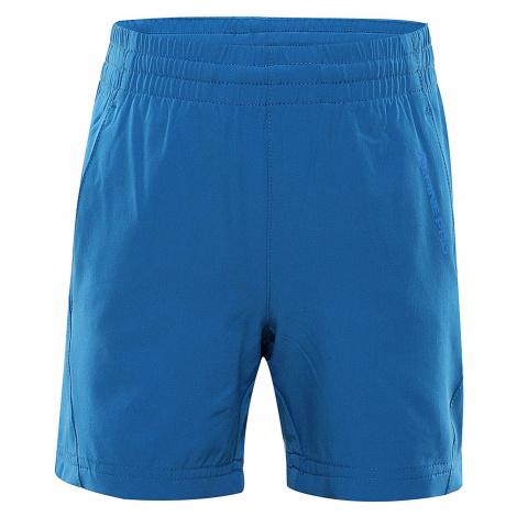 ALPINE PRO HINATO 3 Dětské šortky KPAR187697 brilliant blue