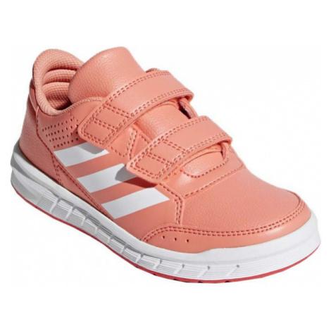 adidas ALTASPORT CF K oranžová - Sportovní dětská obuv
