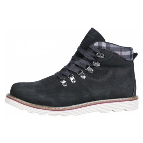 ALPINE PRO VERAS Pánská městská obuv MBTH100990 černá