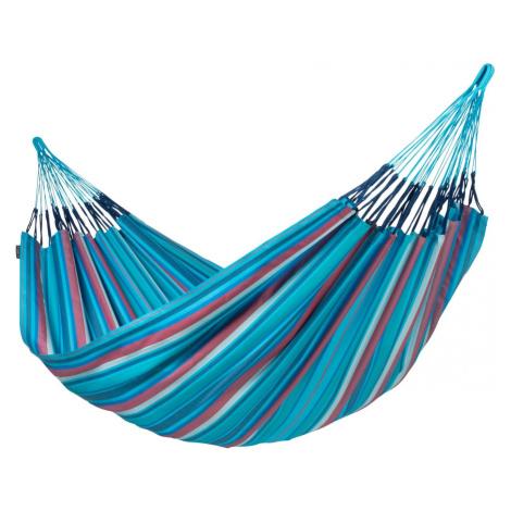 Houpací síť La Siesta Brisa Kingsize BRH18R Barva: modrá