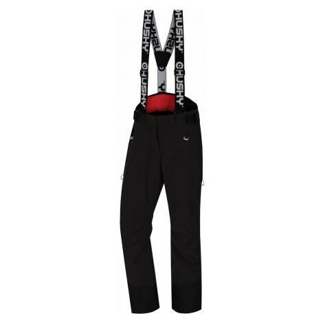 Husky Mitaly L, černá Dámské lyžařské kalhoty