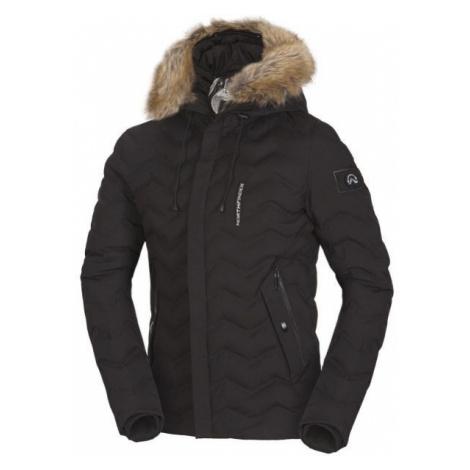 Northfinder DONAS černá - Pánská bunda