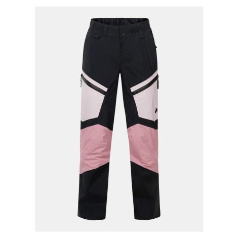 Kalhoty Peak Performance W Gravity 2L Pants - Růžová