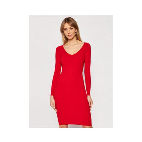 Úpletové šaty Silvian Heach