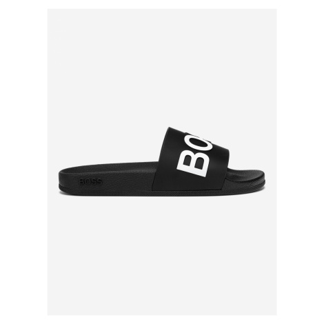 Bay Pantofle BOSS Černá Hugo Boss