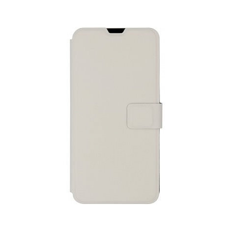 iWill Book PU Leather Case pro Huawei P40 Lite White