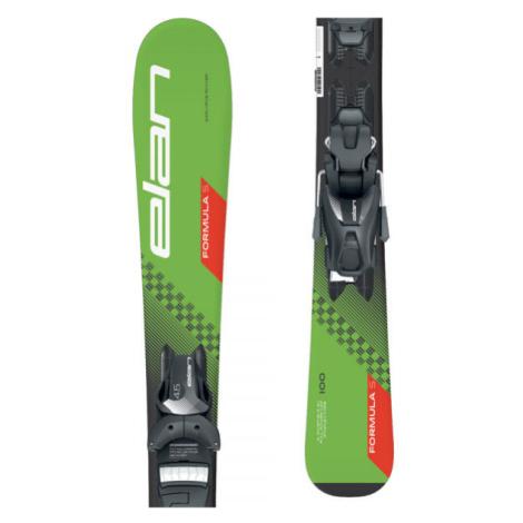 Elan FORMULA S QS+EL 7.5 - Juniorské sjezdové lyže