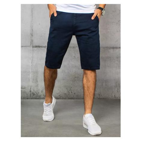 Men's navy blue shorts Dstreet SX1433