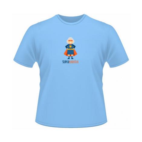 Pánské tričko SuperStar Superbabička