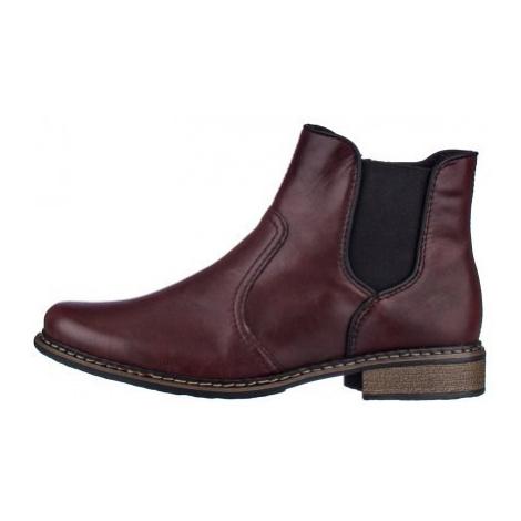 Kotníčková obuv RIEKER Z4964-35