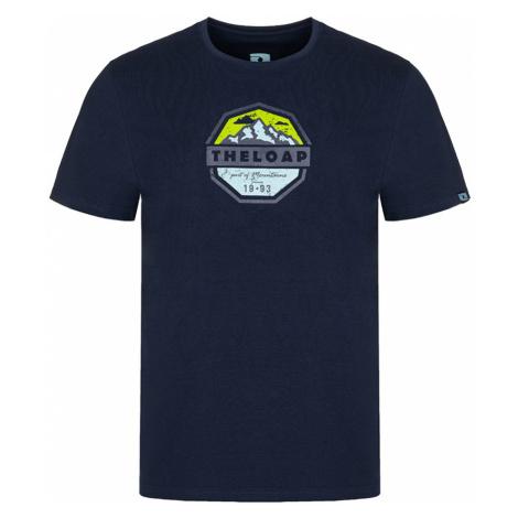 LOAP ALTAIR Pánské triko CLM2076M37M Modrá