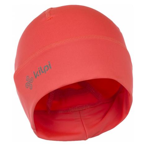 KILPI Univerzální fleecová čepice RUN-U JU0120KIPNK Růžová