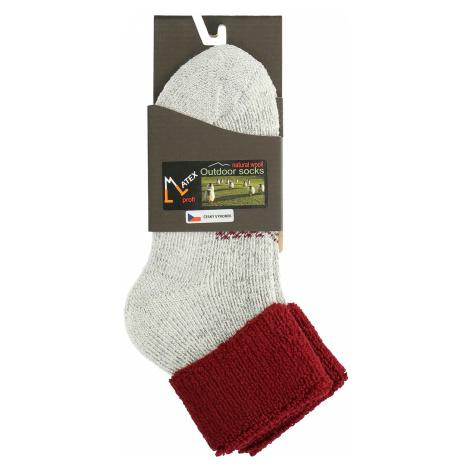 Teplé dámské ponožky Matex