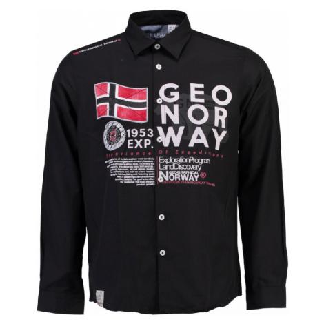 GEOGRAPHICAL NORWAY košile pánská ZADO LS MEN 100