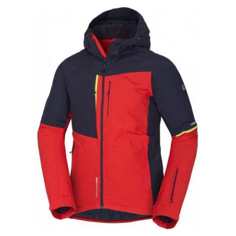 Northfinder CORIN červená - Pánská lyžařská bunda
