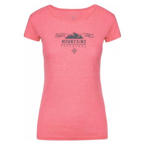 KILPI Dámské funkční triko GAROVE-W KL0020KIPNK Růžová