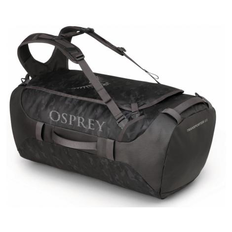 Taška Osprey Transporter 65 Barva: černá/šedá
